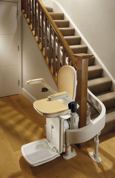 atalaya sillas salvaescaleras curvas sistemas de On silla electrica para escalera hogar